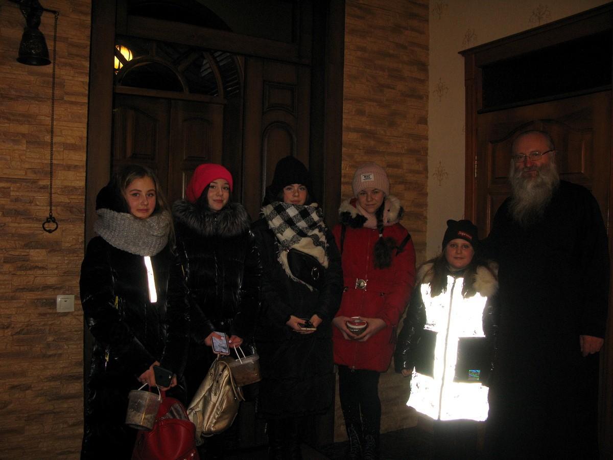 Рождественский сочельник в Александровске, 6.01.2021 г.