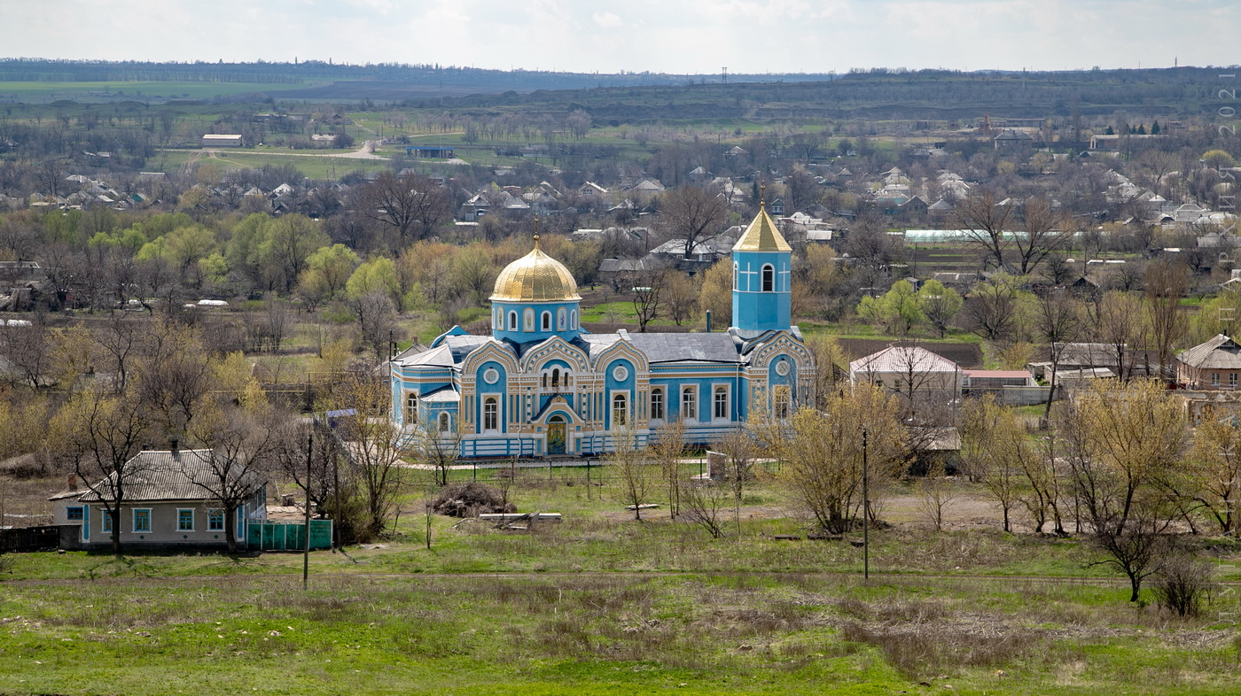 Свято-Троицкий храм г. Зимогорье