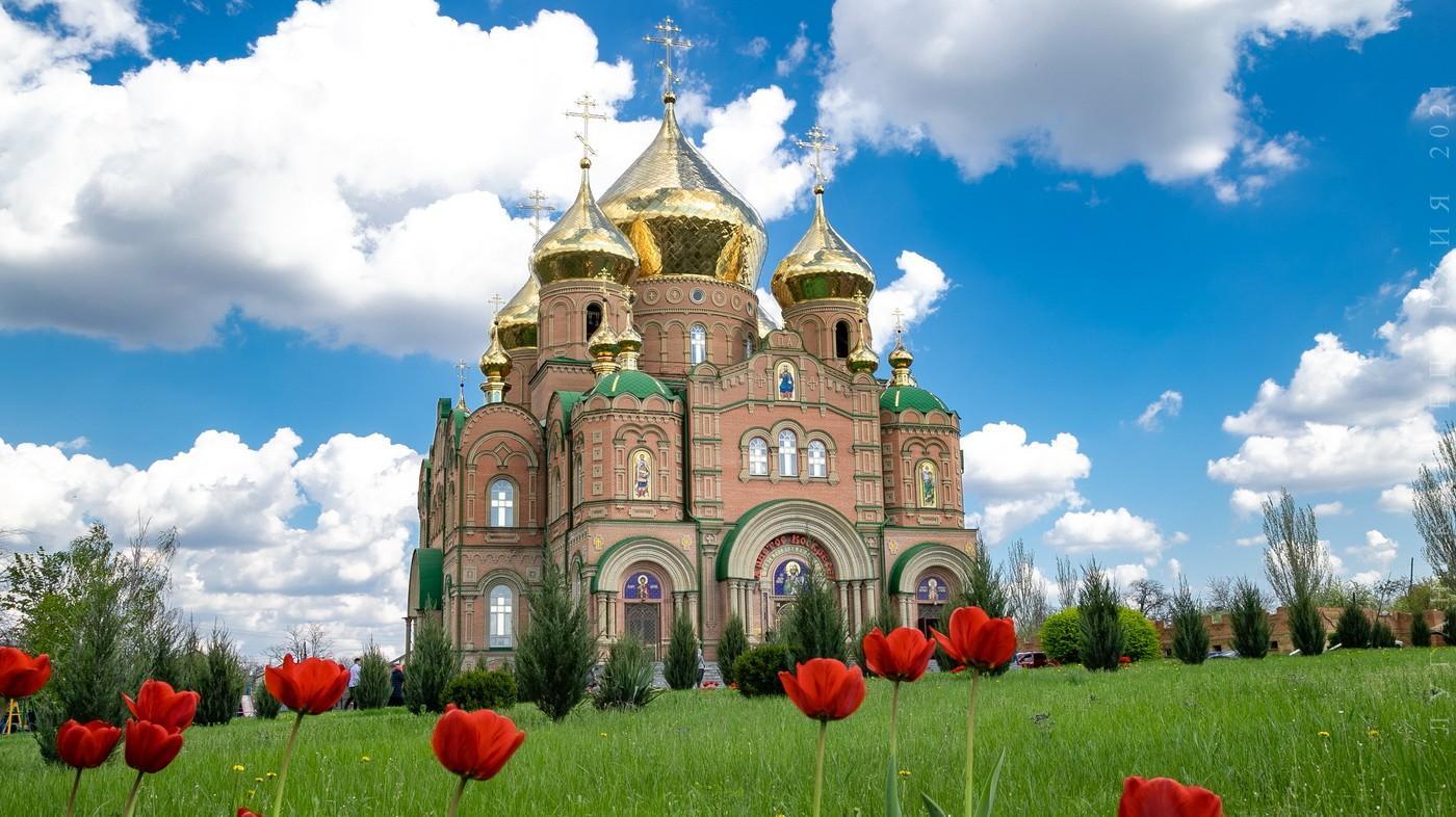 Владимирский Собор, г.Луганск