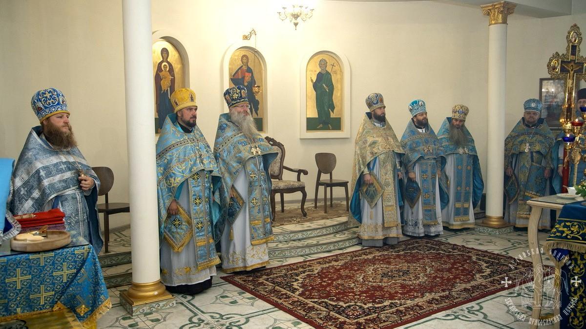 праздник Почаевской иконы Божией Матери