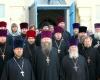 Священнослужители Александровского благочиннического округа Луганской епархии