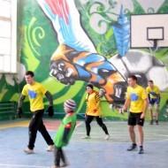 Детско-юношеский турнир по мини футболу в Александровске