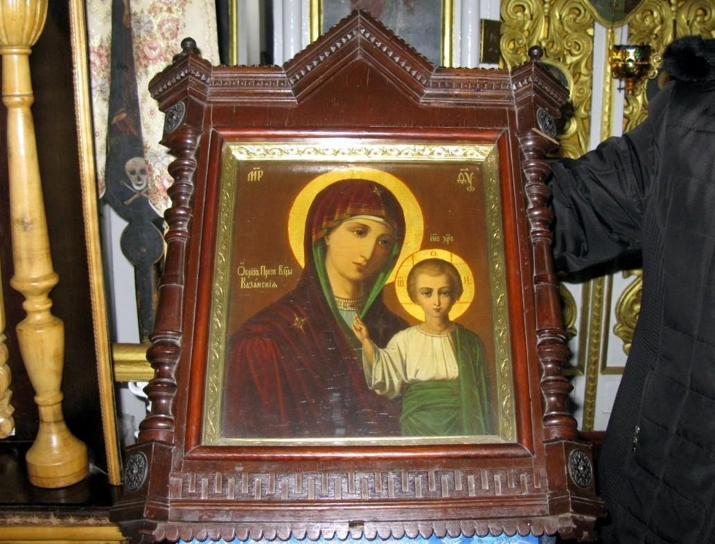 В Свято-Вознесенском храме г. Александровска сбылось благословение схиархимандрита Зосимы (Сокур)