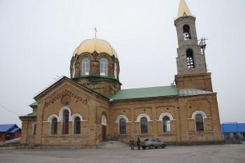 Свято-Вознесенский храм, с.Хорошее