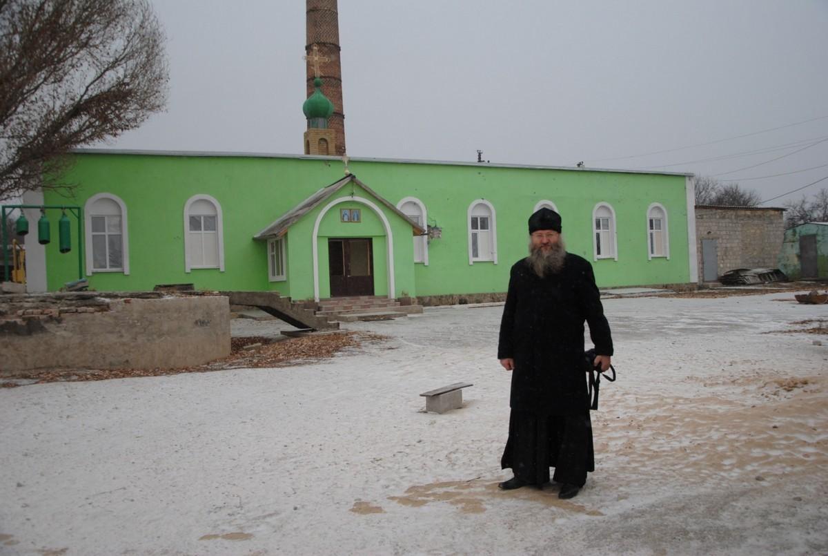 Храм святых преподобных Антония и Феодосия Киево-Печерских