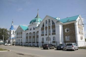 Детский дом в Отрадном
