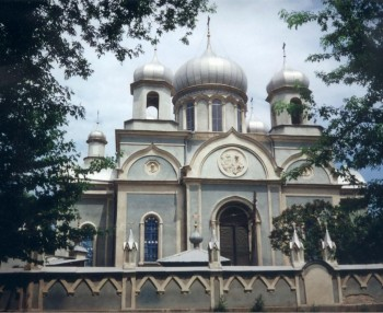 Свято-Вознесенский собор, 2001 г.