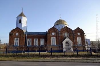 Свято-Троицкий храм, г.Зимогорье