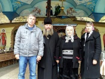 Криничанские паломники. Путешествие по святым местам Украины