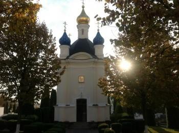 Святые места Украины
