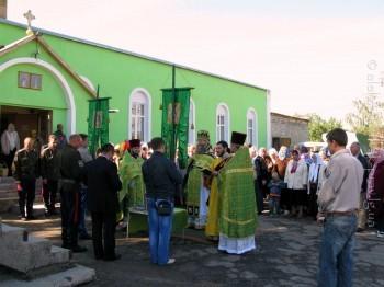 Свято-Антония-Феодосиевский храм, пос.Металлист
