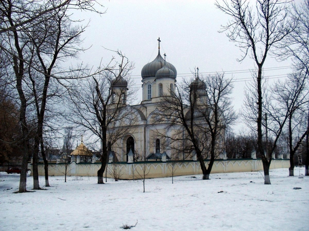 Свято-Вознесенский храм в г.Александровск