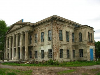 Панский дворец