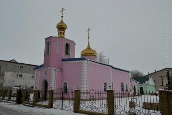 Свято-Владимирский храм, пгт.Родаково