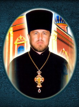 Настоятель - протоиерей Николай Семенович Мисяйло