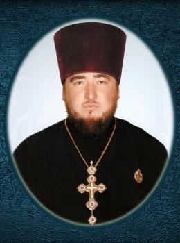 Настоятель Свято-Преображенского храма - протоиерей Валерий (Лысенко)