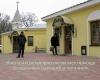 Оказание помощи бездомным в Свято-Вознесенском храме, г.Александровск, Луганская епархия