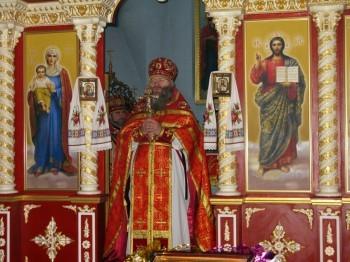 Благословение благочинного протоиерея Якова Лобова