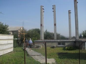 Храм преподобного Серафима Саровского, пос. Екатериновка