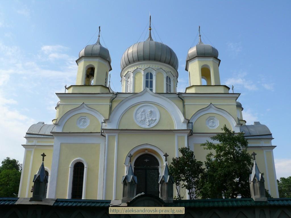 Свято-Вознесенский храм