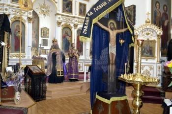 9 марта 2014 года, Воскресение, Торжество Православия. Свято-Вознесенский храм г. Александровска.