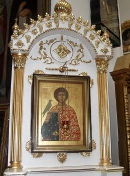 Святой великомученик Трифон