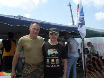 Организаторы Джип-триал в Александровске