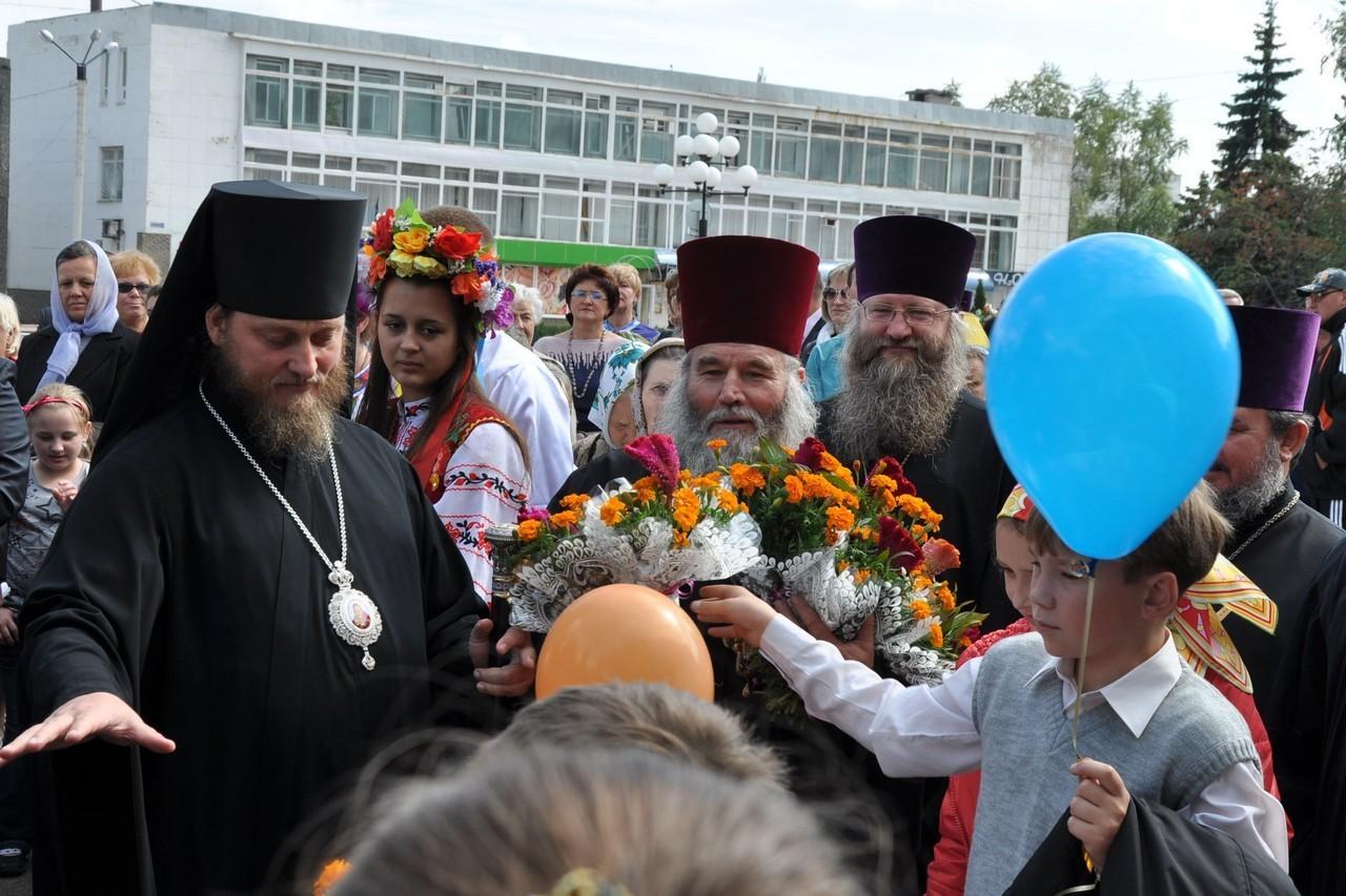 60-летний юбилей Свято-Николаевского храма, г.Первомайск