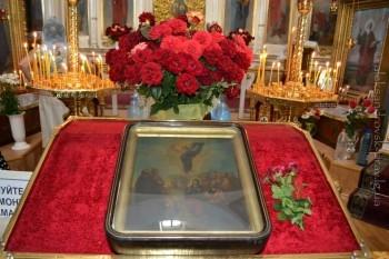 Престольный праздник в Свято-Вознесенском храме