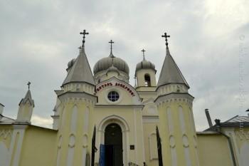 Вознесение Господне в Свято-Вознесенком храме, г.Александровск