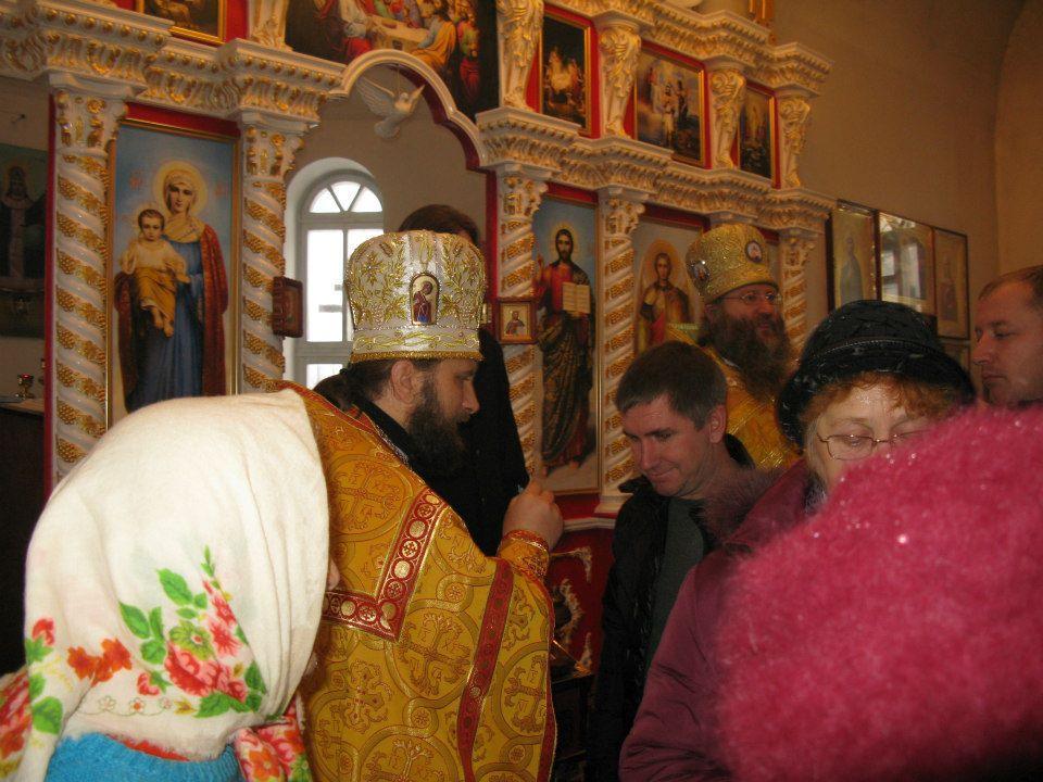Храм святого апостола Андрея Первозванного, Фрунзе