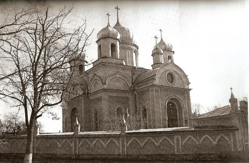 Слобода Александровка. Свято-Вознесенский собор