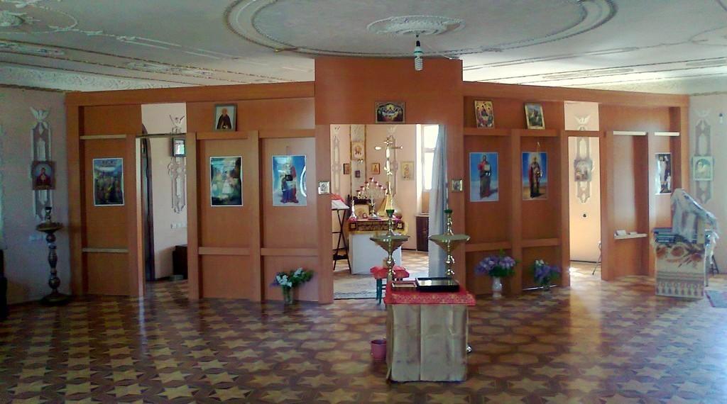 В Александровске создаётся мужской монастырь