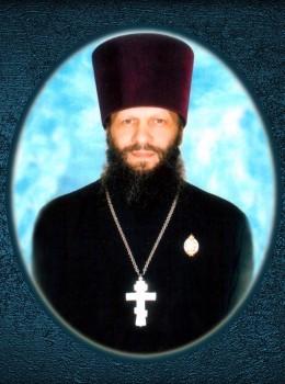 Настоятель храма - протоиерей Димитрий Зубар
