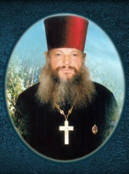 Настоятель - протоиерей Николай Андреевич Антипанов