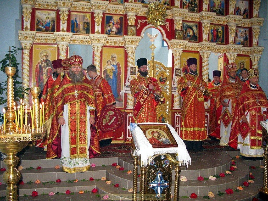Свято-Архидьяконо-Стефановский храм, престольный праздник