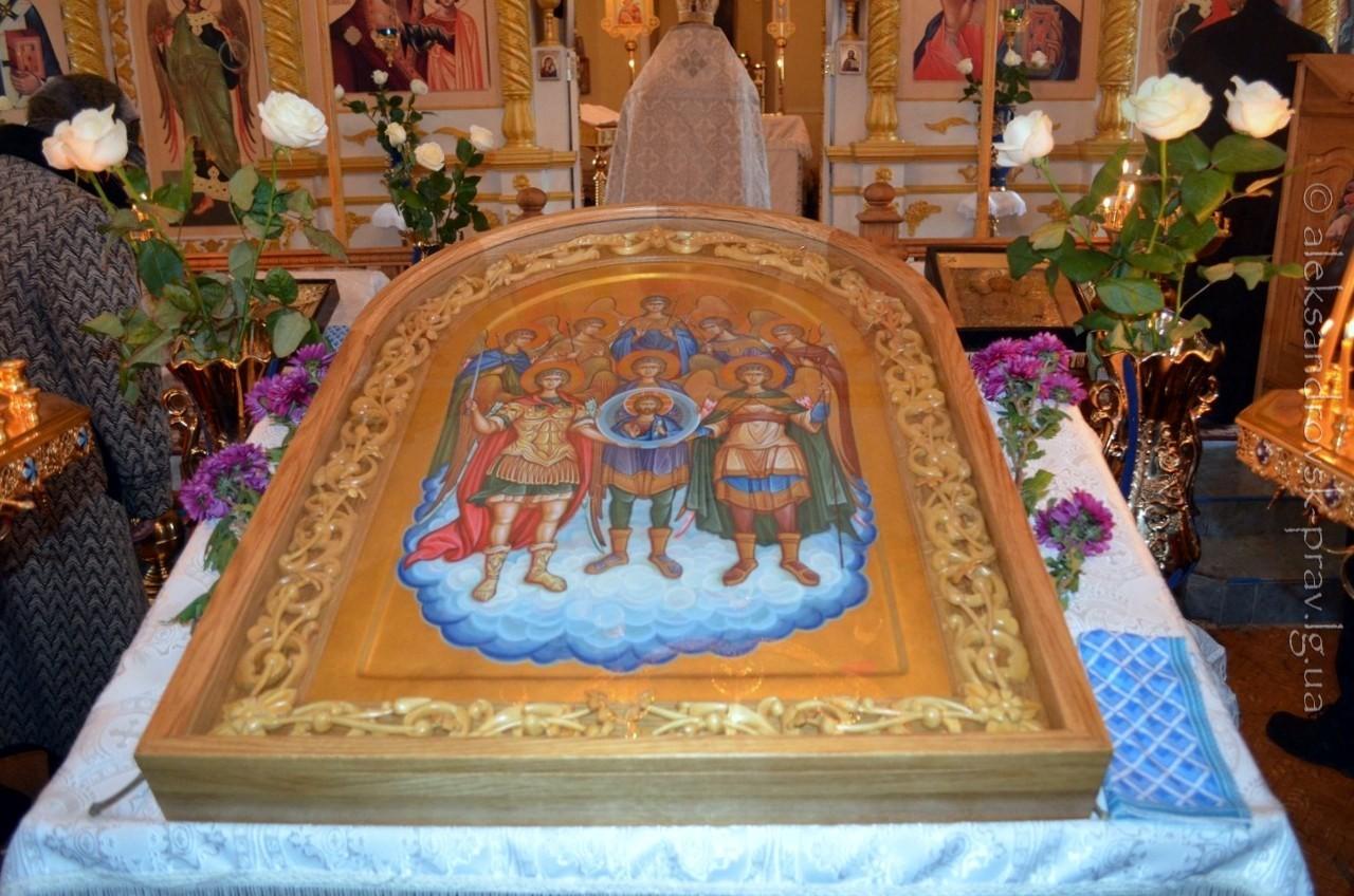 Собор Архангела Михаила и прочих Небесных сил бесплотных в с.Еленовка