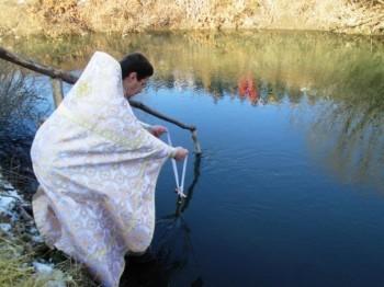 Крещение Господне, 2014