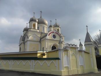 Собор Вознесения Господня - Александровск - г. Луганск