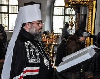 Владыка Митрофан, митрополит Луганский и Алчевский